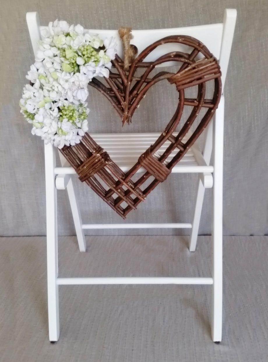 corazon madera bouquet