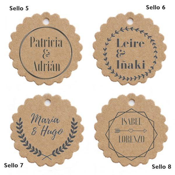 etiquetas galleta ejemplo