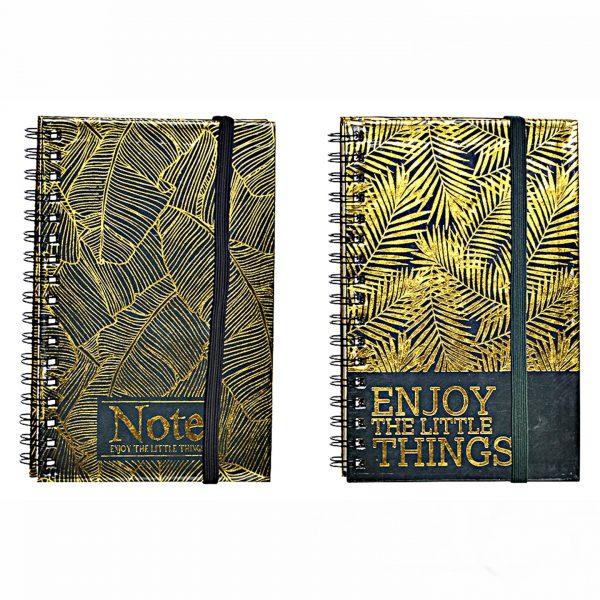 libreta hojas doradas 1440x1440
