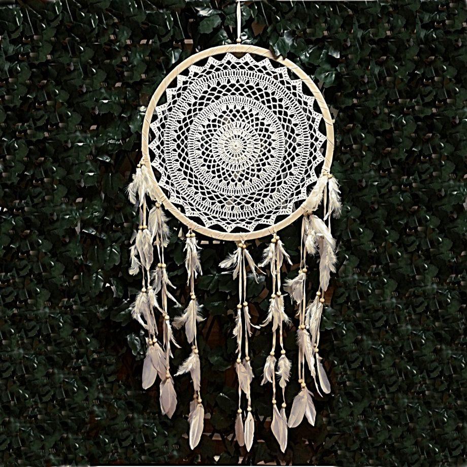 atrapasueños mandala plumas 1440x1440