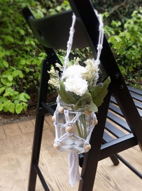 tarro colgante cuerdas silla ceremonia 1440x1440
