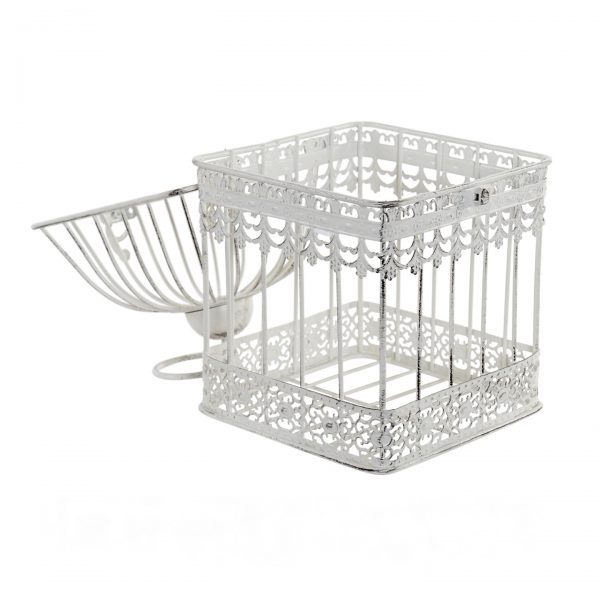 jaula blanca envejecida detalle 1440x1440