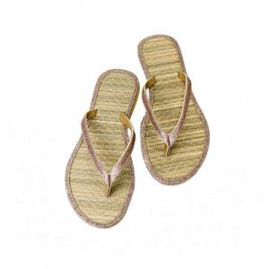 chanclas bambu brillo s
