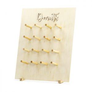 donuts panel madera s