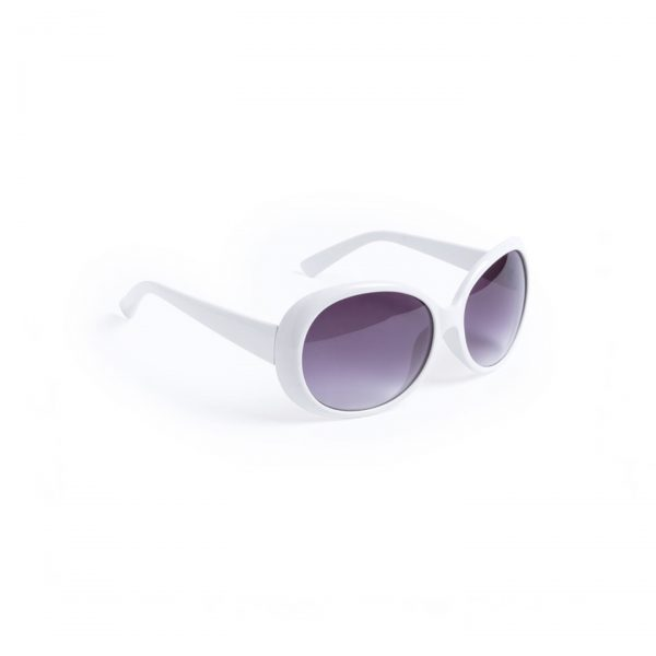 gafa blanca mujer