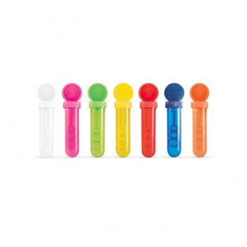 pomperos de colores