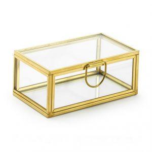 porta alianza caja cristal s