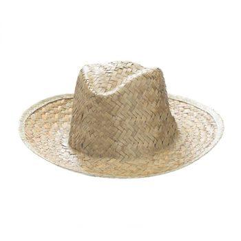 sombrero fibra arena sin cinta