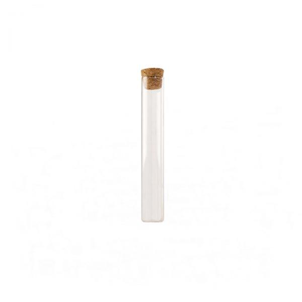 tubo cristal arroz