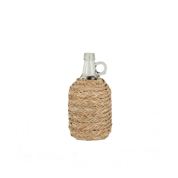 damajuana fibra natural pequeño